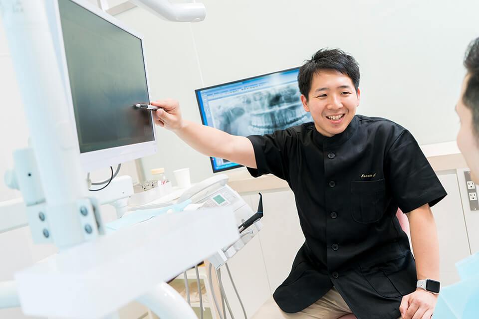 歯科医の経験により治療可能な場合があります